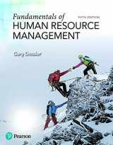9780134740218-0134740211-Fundamentals of Human Resource Management (5th Edition) (What's New in Management)