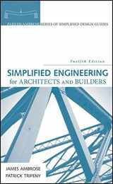 9781118975046-1118975049-Simplified Engineering for Architects and Builders (Parker/Ambrose Series of Simplified Design Guides)