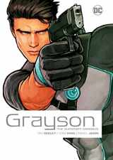 9781401274160-1401274161-Grayson: The Superspy Omnibus