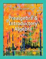 Prealgebra and Introductory Algebra (4th Edition)