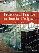 9781118090794-1118090799-Professional Practice for Interior Designers