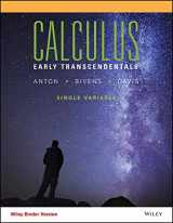 9781118885277-1118885279-Calculus Early Transcendental Single Variable, Binder Ready Version