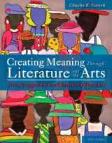 9780133783742-013378374X-Creating Meaning Through Literature and the Arts: Arts Integration for Classroom Teachers, Enhanced Pearson eText with Loose-Leaf Version -- Access Card Package (5th Edition)
