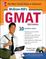 McGraw-Hill's GMAT with CD-ROM 2013 Edition (McGraw-Hill's GMAT (W/CD))