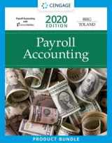 9780357117170-0357117174-Payroll Accounting 2020 (with CengageNOWv2, 1 term Printed Access Card)
