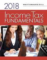 9781337385824-1337385824-Income Tax Fundamentals 2018 (includes Intuit ProConnect Tax Online 2017)