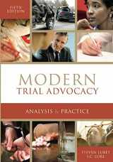 9781601564740-1601564740-Modern Trial Advocacy Analysis & Practice: Fifth Edition (NITA)