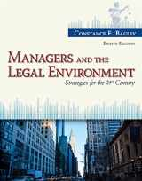 9781285860374-1285860373-Managers and the Legal Environment: Strategies for the 21st Century