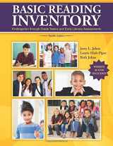 9781524905620-1524905623-Basic Reading Inventory: Kindergarten through Grade Twelve and Early Literacy Assessments