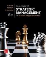 9781259927638-1259927636-Essentials of Strategic Management: The Quest for Competitive Advantage