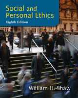 9781133934738-1133934730-Social and Personal Ethics, 8th Edition