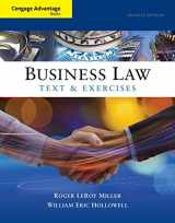 9781305509603-1305509609-Cengage Advantage Books: Business Law: Text and Exercises