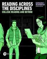 READING ACROSS THE DISCIPLINES 7