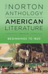 The Norton Anthology of American Literature (Ninth Edition)  (Vol. A)