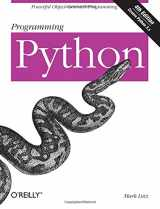 9780596158101-0596158106-Programming Python: Powerful Object-Oriented Programming