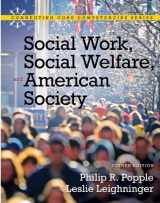 9780205793839-0205793835-Social Work, Social Welfare and American Society (8th Edition)