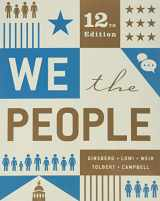 9780393679588-0393679586-We the People (Twelfth Edition)