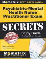 9781610723039-1610723031-Psychiatric-Mental Health Nurse Practitioner Exam Secrets Study Guide: NP Test Review for the Nurse Practitioner Exam