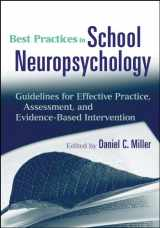 9780470422038-0470422033-Best Practices in School Neuropsychology: Guidelines for Effective Practice, Assessment, and Evidence-Based Intervention