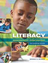 9781621590200-1621590208-Literacy Assessment and Intervention for Classroom Teachers