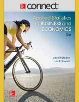 Connect 2 Semester Access Card for Applied Statistics in Business and Economics