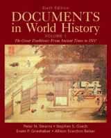 9780205050239-0205050239-Documents in World History, Volume 1 (6th Edition)