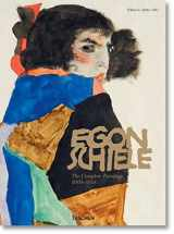 9783836546126-3836546124-Egon Schiele. The Complete Paintings 1909-1918