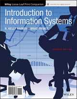 9781119403500-1119403502-Introduction to Information Systems, 7e WileyPLUS + Loose-leaf