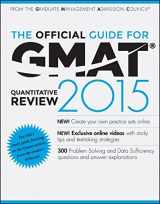 The Official Guide for GMAT Quantitative Review 2015 with Online Question Bank and Exclusive Video