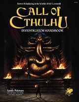 9781568824499-1568824491-Call of Cthulhu Investigators Handbook (Call of Cthulhu Roleplaying)