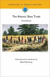 9780618643561-0618643567-The Atlantic Slave Trade, 3rd edition (Problems in World History)