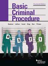 Basic Criminal Procedure: Cases, Comments and Questions (American Casebook Series)