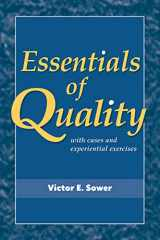 9780470509593-0470509597-Essentials of Quality with Cases and Experiential Exercises