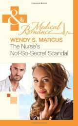 Nurse's Not-So-Secret Scandal (Mills & Boon Hardback Medical)