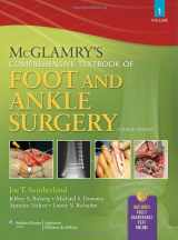 McGlamry's Comprehensive Textbook of Foot and Ankle Surgery, Fourth Edition, 2-Volume Set