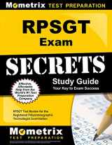 9781610728331-1610728335-RPSGT Exam Secrets Study Guide: RPSGT Test Review for the Registered Polysomnographic Technologist Examination (Mometrix Secrets Study Guides)