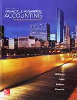 GEN COMBO FINANCIAL & MANAGERIAL ACCOUNTING; CONNECT ACCESS CARD