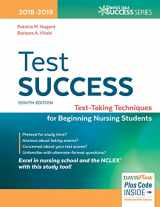 9780803669093-0803669097-Test Success: Test-Taking Techniques for Beginning Nursing Students