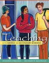 9780132696203-0132696207-Teaching in the Middle and Secondary Schools (10th Edition)