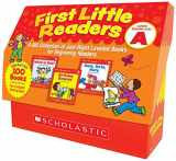 9780545223010-0545223016-First Little Readers: Guided Reading Level A: A Big Collection of Just-Right Leveled Books for Beginning Readers