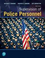 9780135186237-0135186234-Supervision of Police Personnel (9th Edition)