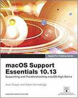 9780134854991-0134854993-macOS Support Essentials 10.13 - Apple Pro Training Series: Supporting and Troubleshooting macOS High Sierra
