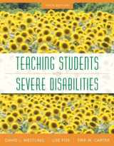 9780133388084-0133388085-Teaching Students with Severe Disabilities, Pearson eText with Loose-Leaf Version -- Access Card Package (5th Edition)