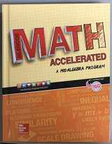 Glencoe Math Accelerated ©2017 Student Edition (MATH APPLIC & CONN CRSE)