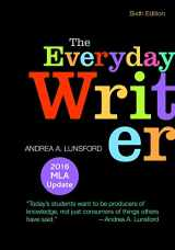 9781319083434-1319083439-The Everyday Writer with 2016 MLA Update
