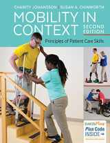 9780803658172-0803658176-Mobility in Context: Principles of Patient Care Skills