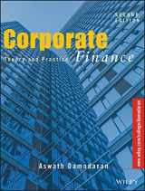 9780471283324-0471283320-Corporate Finance: Theory and Practice