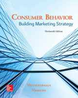 9781259232541-1259232549-Consumer Behavior: Building Marketing Strategy