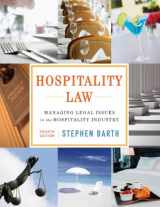 9781118085639-1118085639-Hospitality Law: Managing Legal Issues in the Hospitality Industry