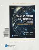 9780134639840-0134639847-Management Information Systems: Managing the Digital Firm, Student Value Edition (15th Edition)